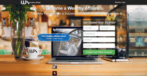 Wealthy Affiliate membership account