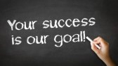 your-success-is-our-goal-chalk-illustration