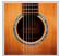 part of a guitar