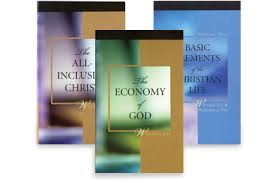 book titled the economy of God