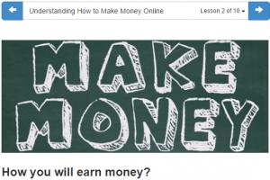 Understand how to make money online