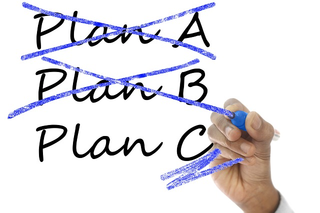 Plan abc being flexible