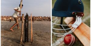 playing cricket Crickinfo.com